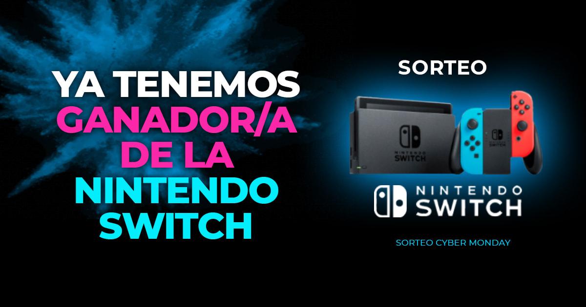 Ganador Nintendo Switch