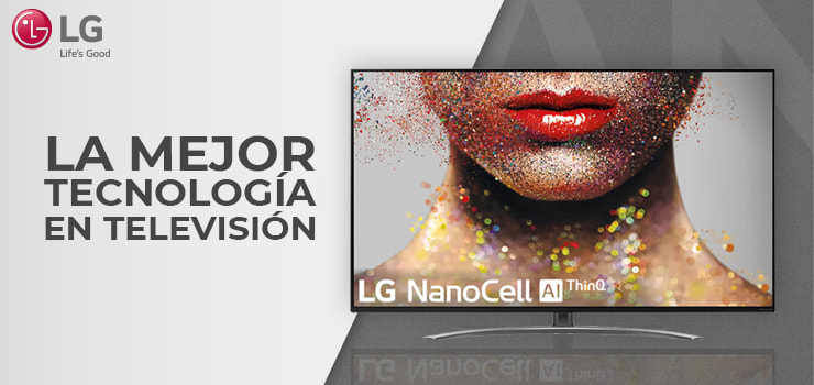 LG TV Nanocell