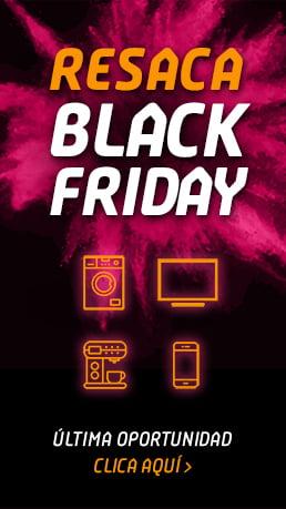 Black Friday ya está aquí. Paga en 3 meses ¡Sin intereses!