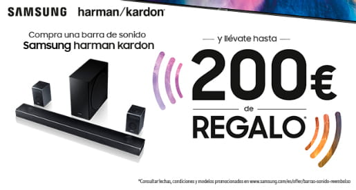 Llévate 200€ con tus Harman Kardon