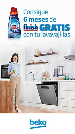 6 meses de detergente GRATIS