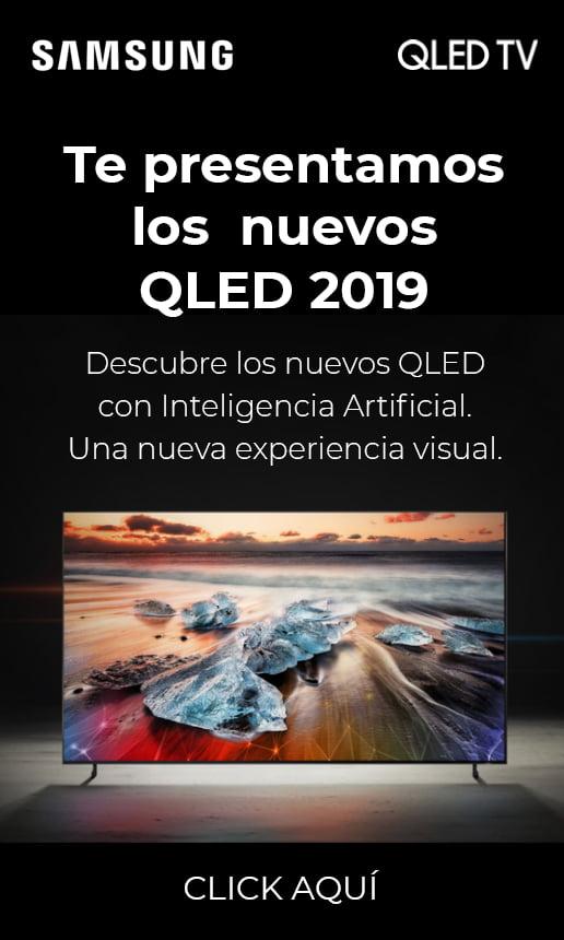 Nuevas Samsung QLED 2019