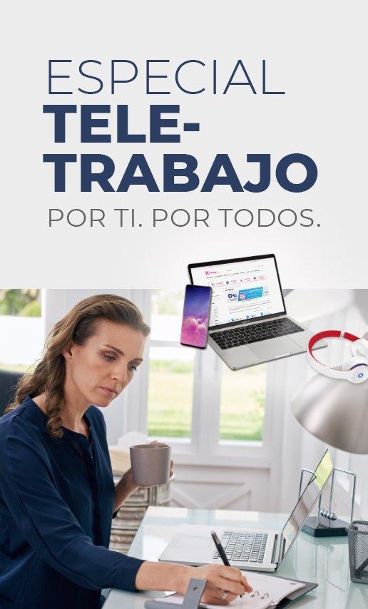 Especial Teletrabajo