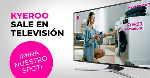 Anuncio TV Kyeroo